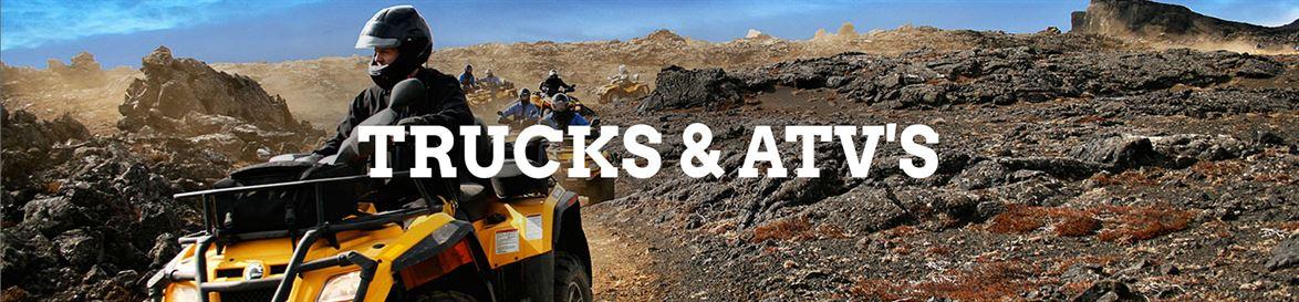 Trucks & ATV's