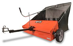 44-In. Tow Lawn Sweeper - 25 Cu ft