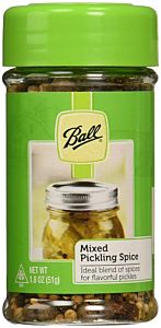 Mixed Pickling Spice 1.8-Oz.