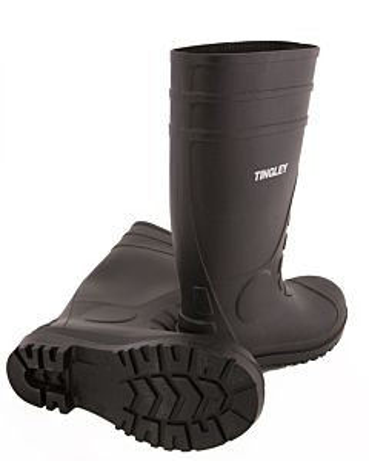 Men's Plain Toe Knee Boots