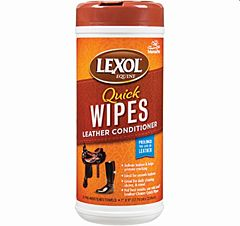 Leather Conditioning Quickwipes - 25 Count
