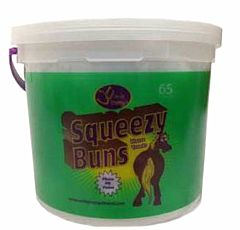 Squeezy Buns - All Life Stages, 3 lb