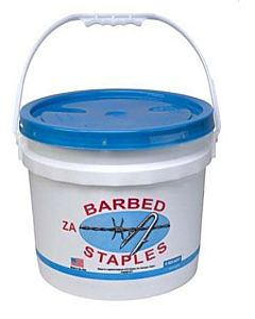 "50 lb 1.5"" Fence Staples"
