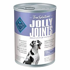 12.5 oz True Solutions Jolly Joints Natural Mobility Support Adult Wet Dog Food - Chicken