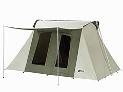 10 X 14 Flex-Bow Tent Deluxe - Green, 8 Persons