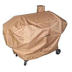 Patio Grill Cover Long 36 - Brown, 63 in X 21.5 in