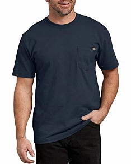 Men's Cotton Short Sleeve Heavyweight T-Shirt