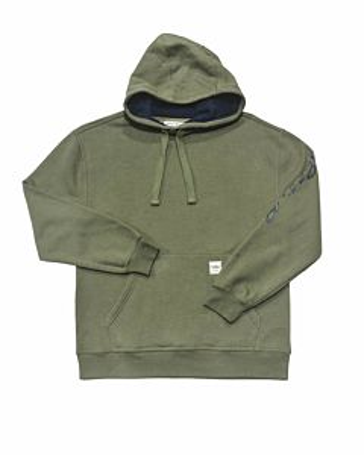 Men's Fleece Long Sleeve Pullover