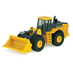 Wheel Loader Toy - Yellow