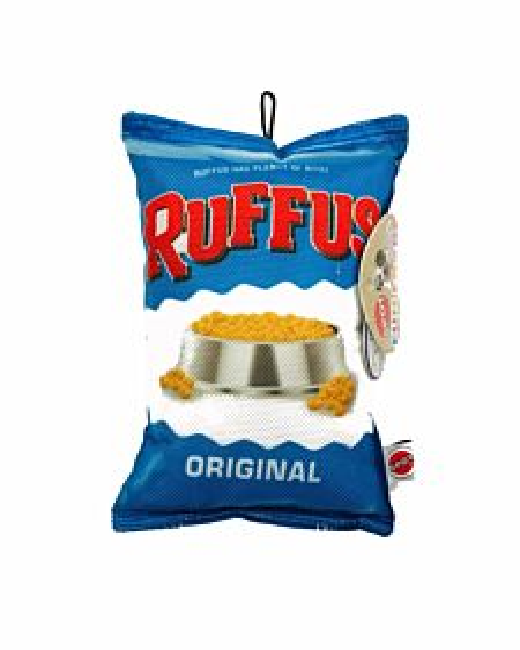 Fun Food Ruffus Chips Toy