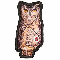 Natures Friends Owl Toy - Brown, 8 in