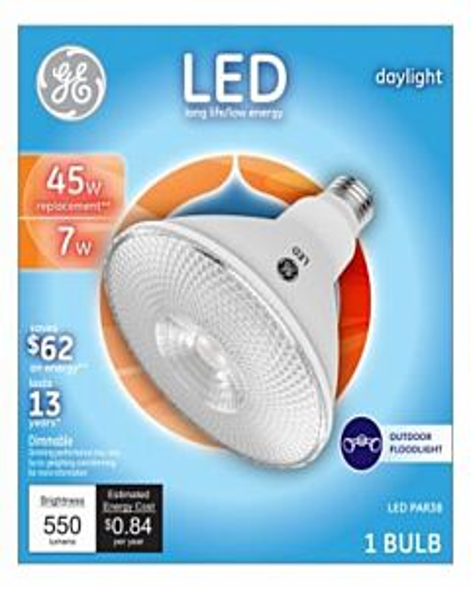 Led 7W Daylight Flood Light Bulb