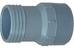 Poly Male Pipe Thread Insert Adapter - 1 1/2 in