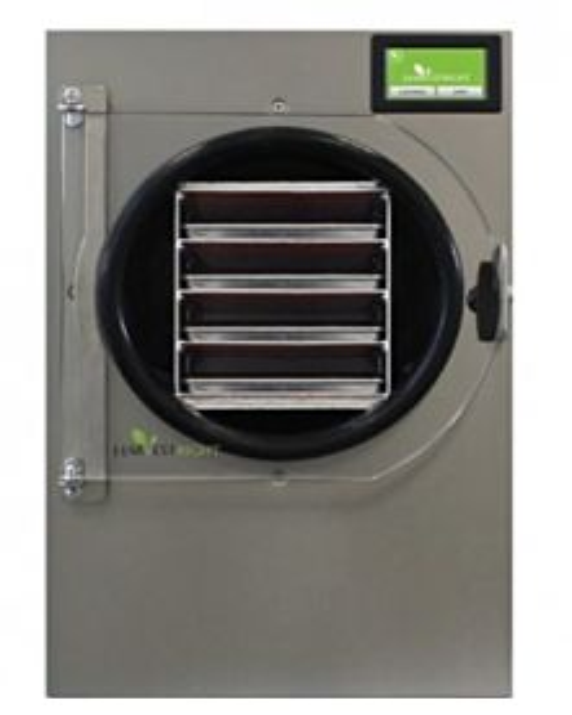 Medium Freeze Dryer W/Kit - Stainless Steel