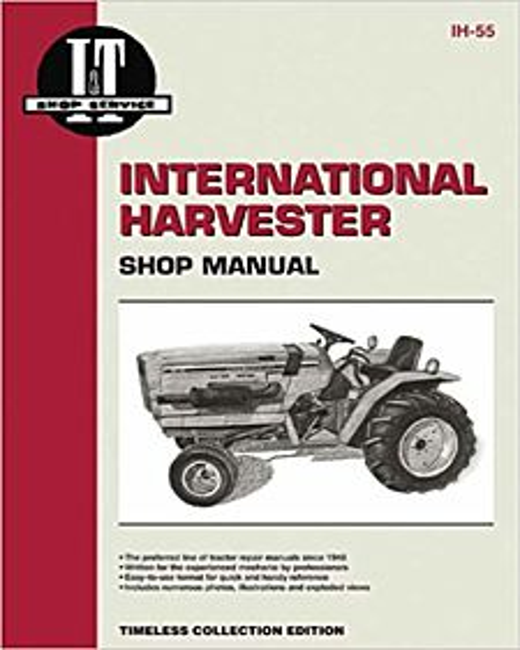 Tractor Shop Manual Case Diesel
