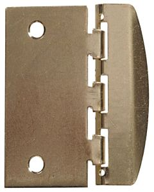 Carded Flip Lock Hinges, Brass