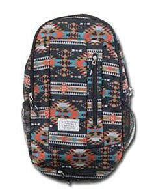 Unisex Rockstar Bag - Black/Aztec
