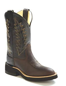 Kids Western Crepe Boots