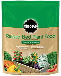 Miracle-Gro Plant Food Raised Bed - 2 lb