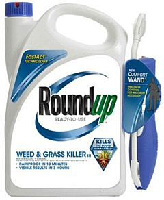 Roundup Weed & Grass Killer Ready-To-Use - 1.1 gal