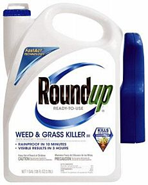 Roundup Weed & Grass Killer - 1 gal