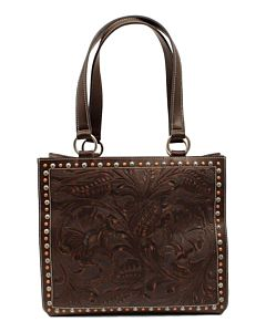 Women's Blaire Tote Bag - Brown