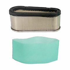 Air Filter For Briggs & Stratton- Replaces Models 493909, 496894, 496894S And 5053K, 272403, 272403S (Pre-Filter)