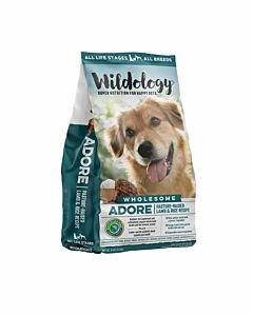 Wildology Adore Food - Lamb/Rice, 8 lb