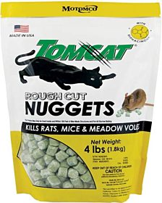 Tomcat Rough Cut Nuggets - 4 Lbs
