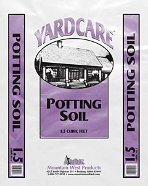 All Purpose Potting Soil - 1.5 Cu ft