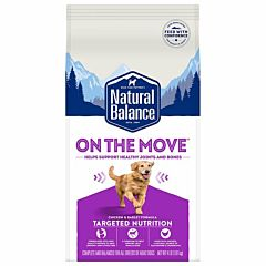 On The Move Dry Dog Food - Chicken & Barley