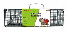 18 in Catch And Release Live Animal Trap - Silver