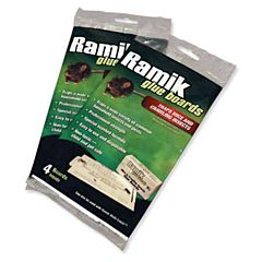 Ramik® Mice And Insect Glue Boards - 4 Pack