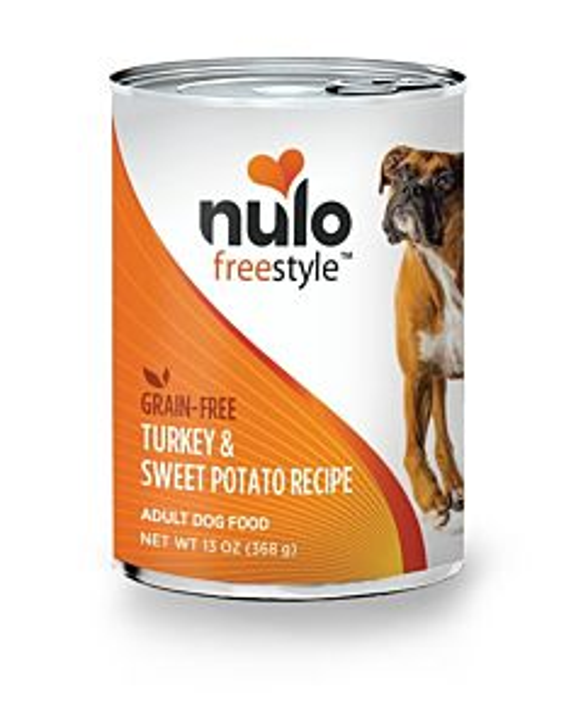 Freestyle Dog Food - Turkey And Sweet Potato, 13 oz