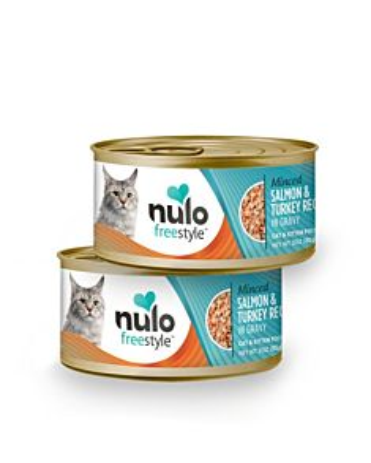 Freestyle Wet Cat Food - Salmon And Turkey, 3 oz