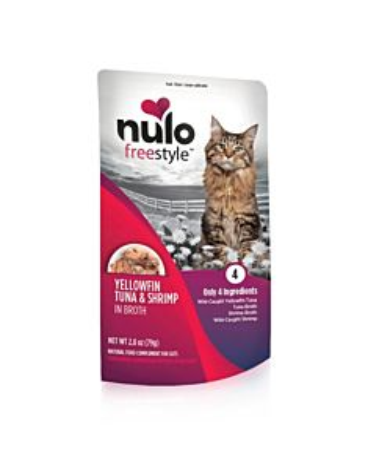 Yellowfin Tuna And Shrimp Wet Cat Food - 2.8 oz