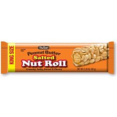 Peanut Butter Salted Nut Roll - King Size