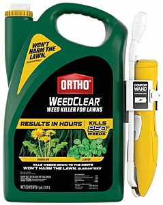 1 gal Weedclear Lawn Weed Killer With Wand