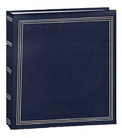 Clear Magnetic Photo Album, 100 Page