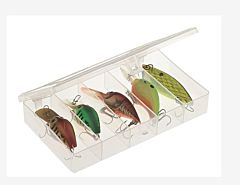 5 Compartment Fishing Case