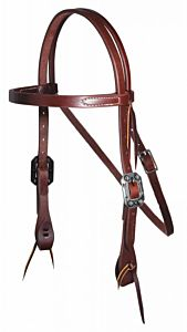 Ranchhand Browband Headstall - 3/4 in