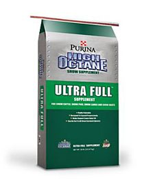 High Octane Ultra Full Supplement