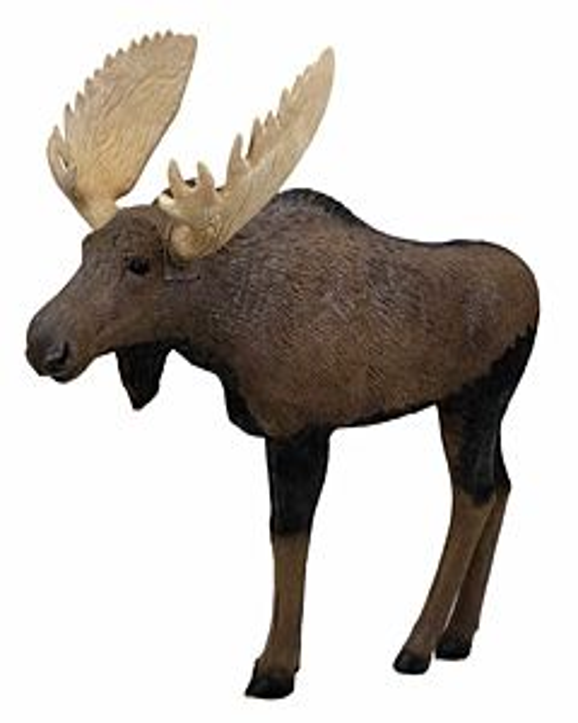 1/3 Scale Woodland Moose 3D Target