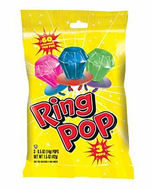 Ring Pop - Fruit Fest, 1.5 oz