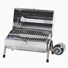 Stansport Propane Barbeque - Stainless Steel