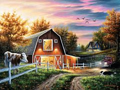 Good Life 500 Piece Puzzle - 18 in X 24 in