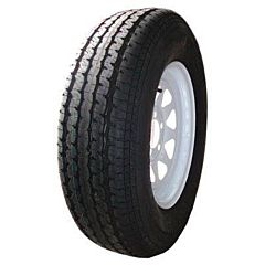 Tire & Wheel Assembly 4 Ply 4 Hole 5 30 12 in