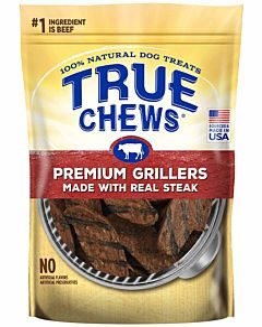 Premium Steak Grillers Dog Treats - 10 oz
