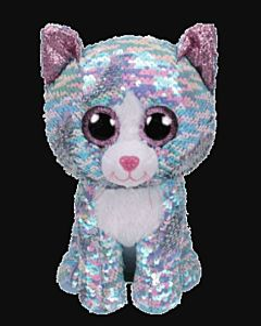 Whimsy Cat Sequin Medium