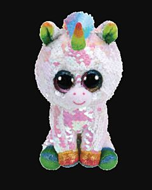 Pixy Unicorn Sequin Medium